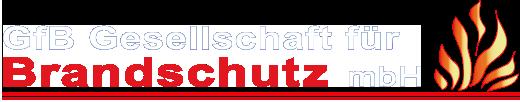 Logo GfB Brandschutz